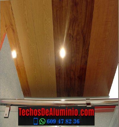 Techos de aluminio en El Torno