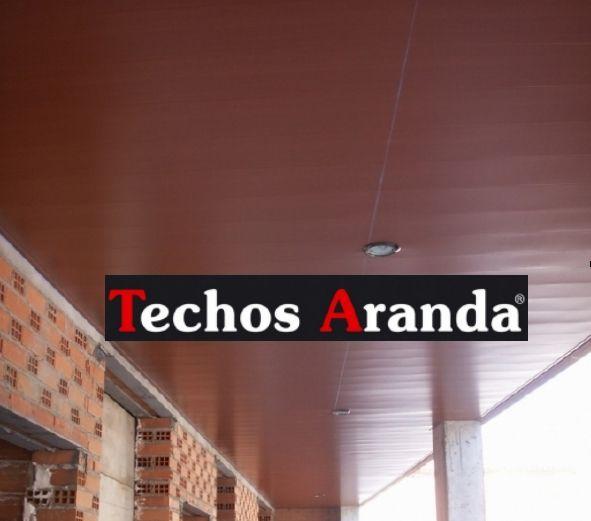 Techos de aluminio en Ezkio-Itsaso