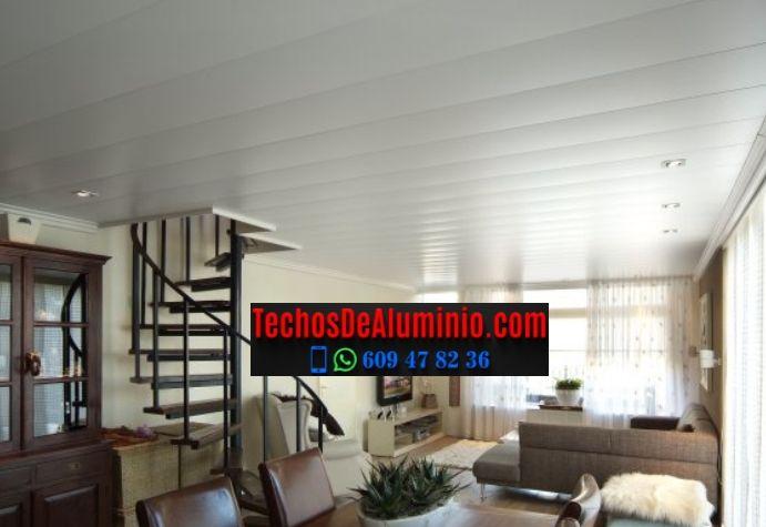 Techos de aluminio en Jaraicejo
