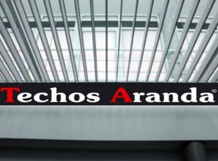 Techos de aluminio en La Granada de Río-Tinto