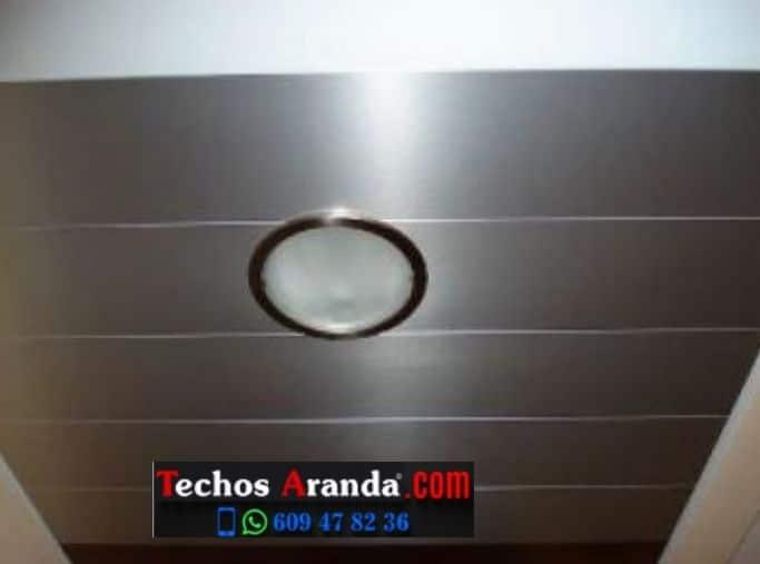 Techos de aluminio en La Roca del Vallès