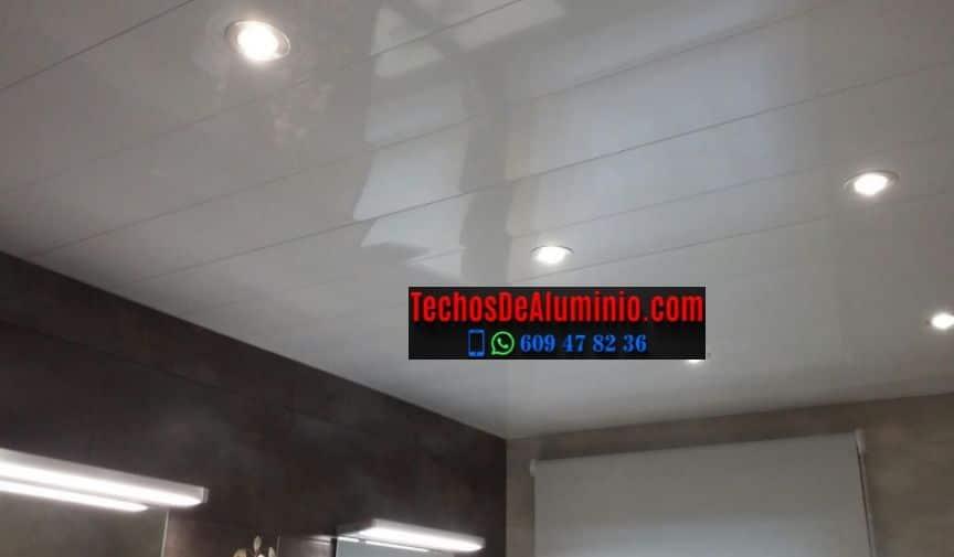 Techos de aluminio en Ladrillar