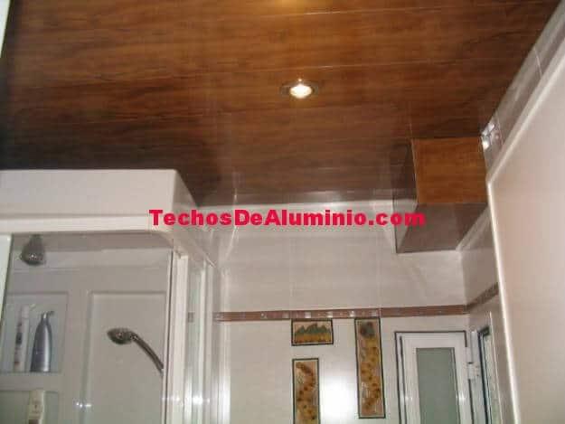 Techos de aluminio en Llubí