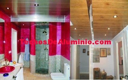 Techos de aluminio en Pozo de Guadalajara