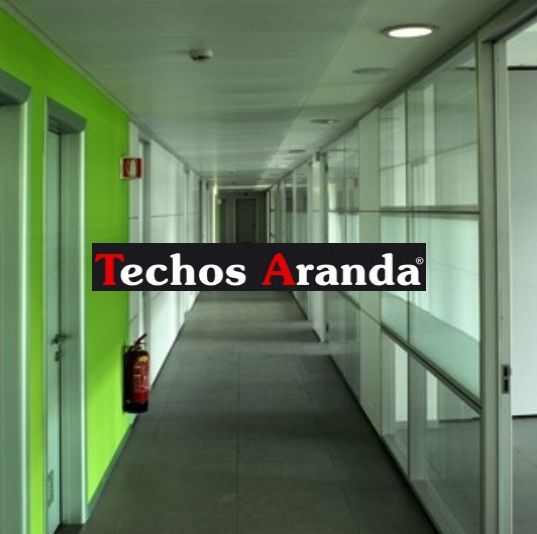 Techos de aluminio en San Sebastián