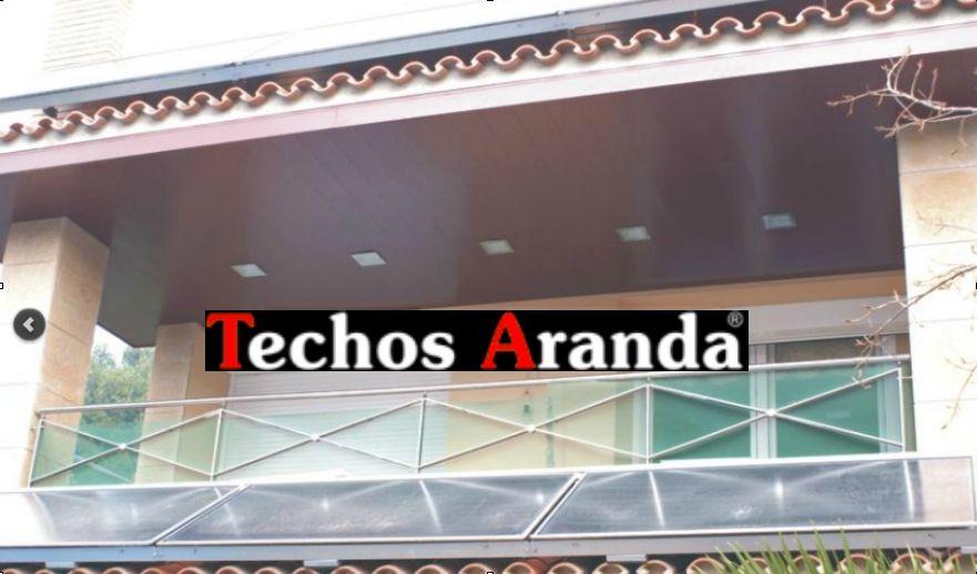 Techos de aluminio en Sant Joan de Labritja