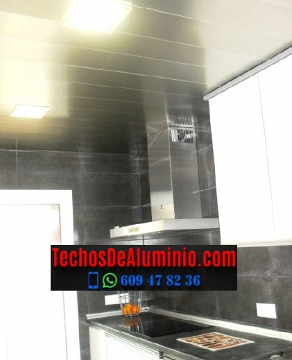 Techos de aluminio en Santa Eugènia de Berga