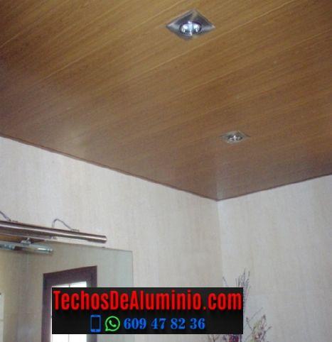Techos de aluminio en Santa Maria de Miralles