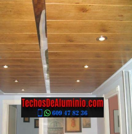 Techos de aluminio en Tordera