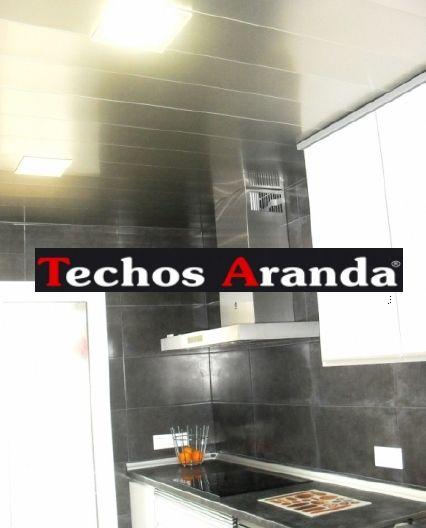 Techos de aluminio en Torremochuela