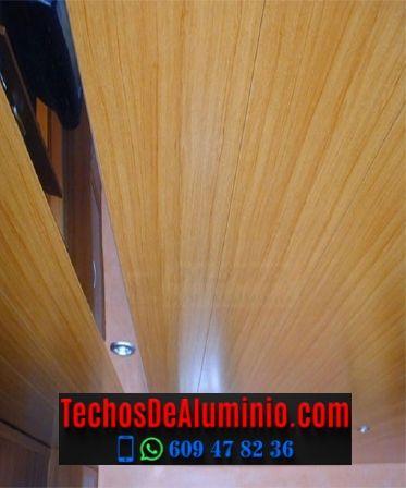 Techos de aluminio en Torrequemada