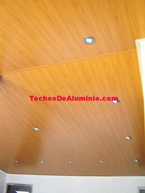 Techos de aluminio en Usurbil