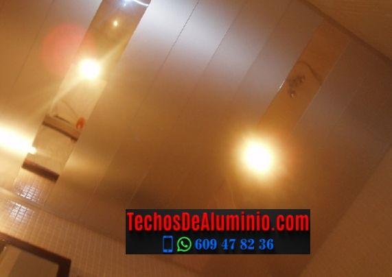 Techos de aluminio en Vallirana