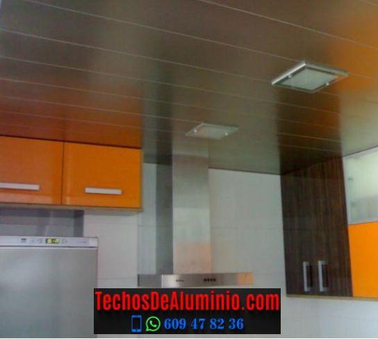 Techos de aluminio en Viladecans