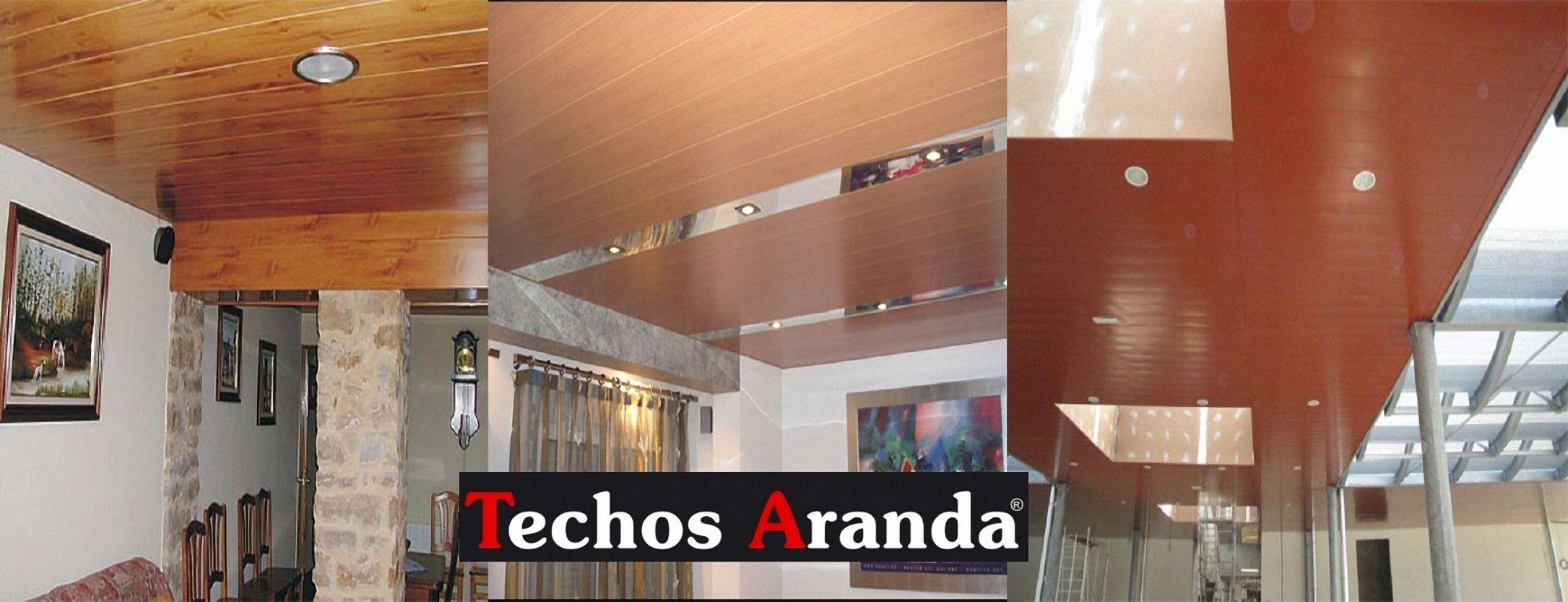 Techos de aluminio en Vilafranca de Bonany