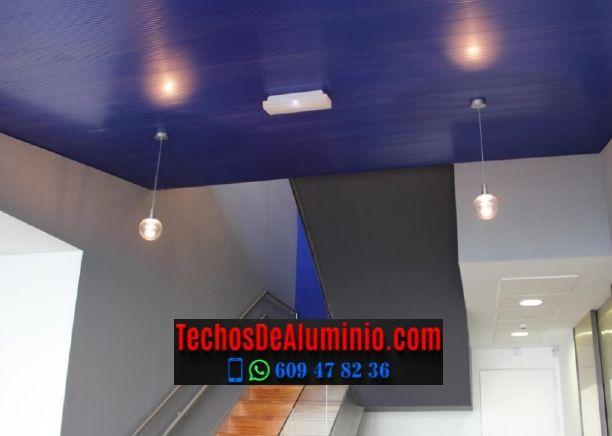 Techos de aluminio en Vilafranca del Penedès