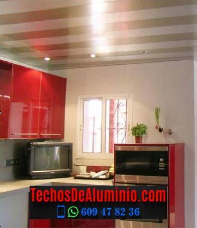 Techos de aluminio en Villa del Campo