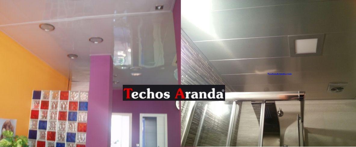 Techos de aluminio en Villaseca de Uceda
