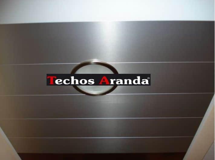 Techos de aluminio en Zumaia