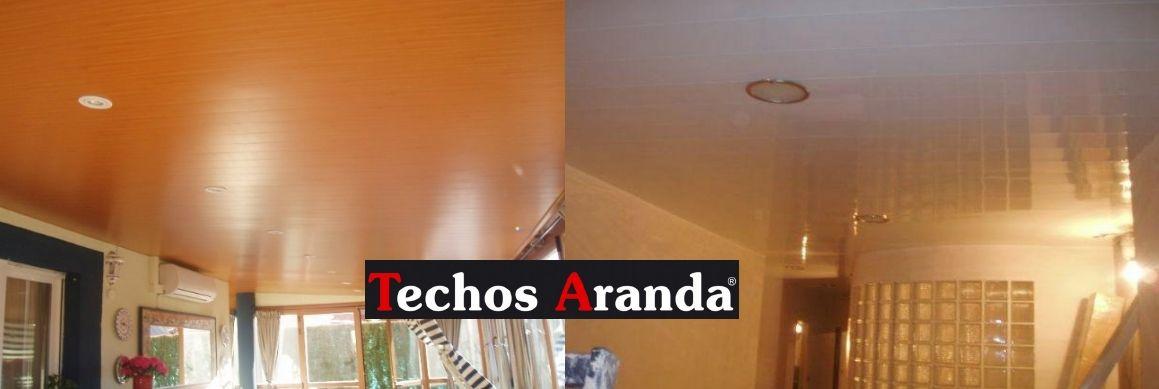 Venta de falsos techos de aluminio en Algeciras
