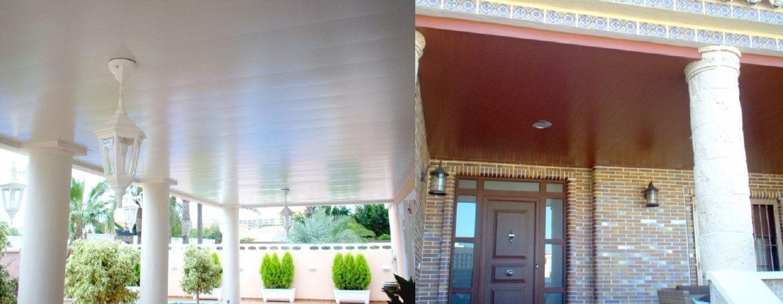 Venta de falsos techos de aluminio en Aragón
