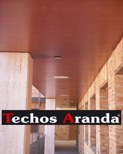 Venta de falsos techos de aluminio en Barañáin