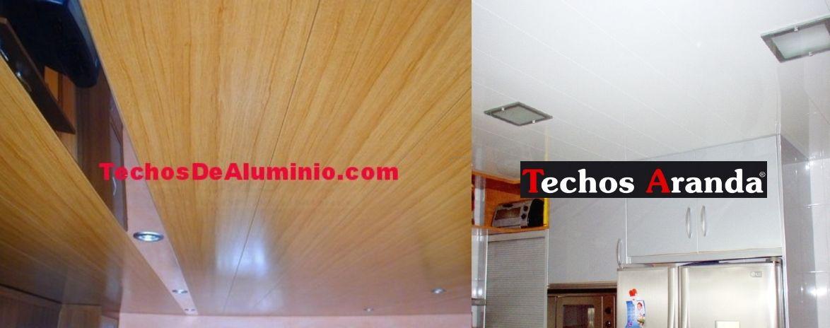 Venta de falsos techos de aluminio en Benicarló