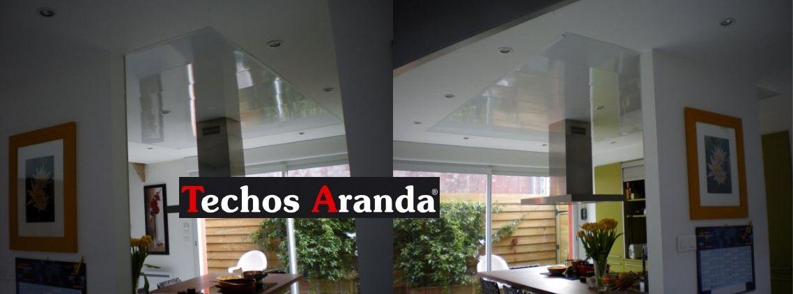 Venta de falsos techos de aluminio en Burgos
