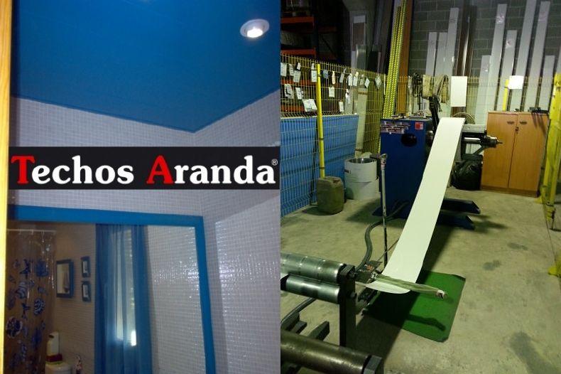 Venta de falsos techos de aluminio en Cáceres