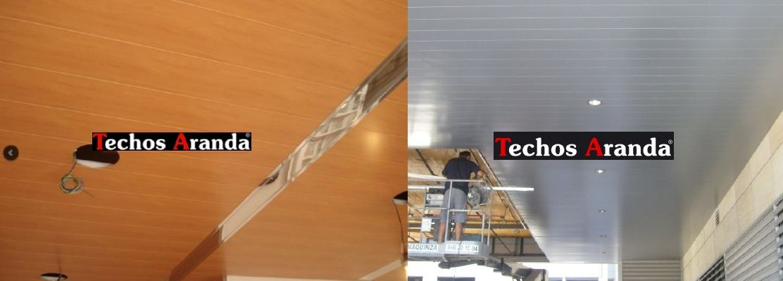 Venta de falsos techos de aluminio en Calviá