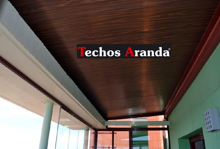 Venta de falsos techos de aluminio en Cambre