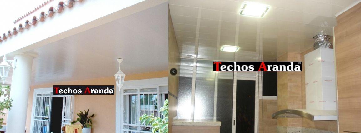 Venta de falsos techos de aluminio en Canarias
