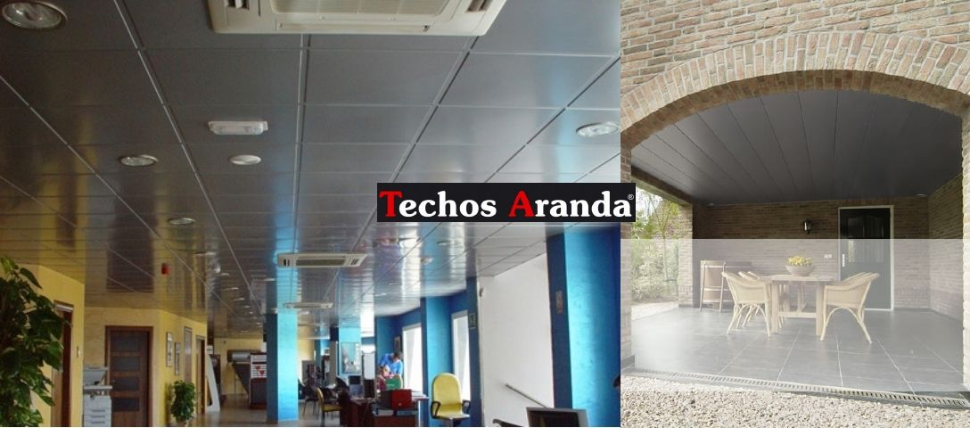 Venta de falsos techos de aluminio en Cornellá de Llobregat