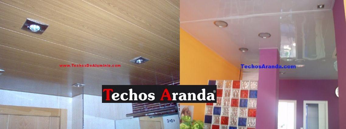 Venta de falsos techos de aluminio en Cullera