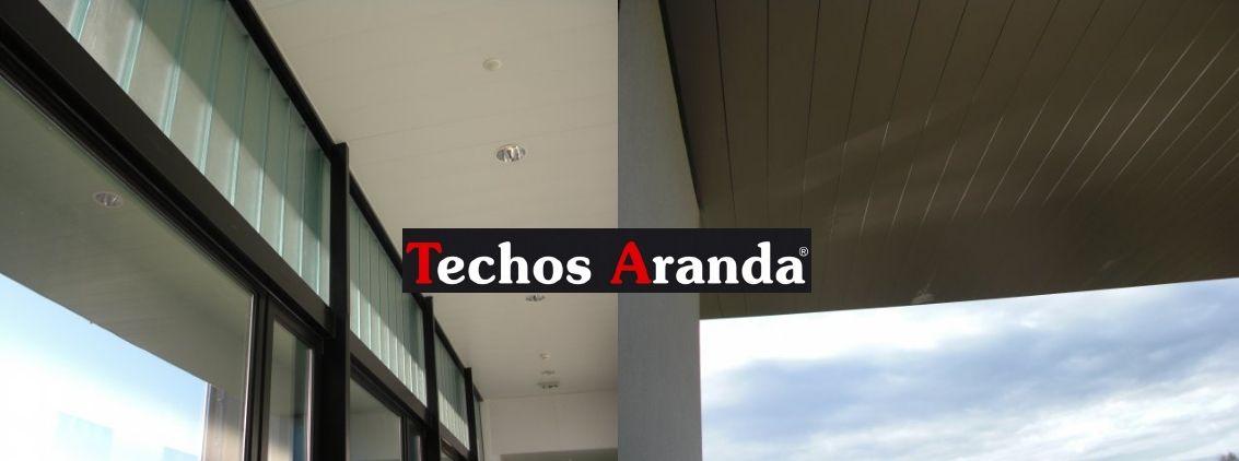 Venta de falsos techos de aluminio en Ferrol