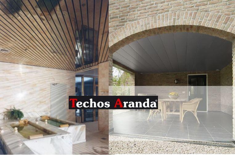 Venta de falsos techos de aluminio en Granada