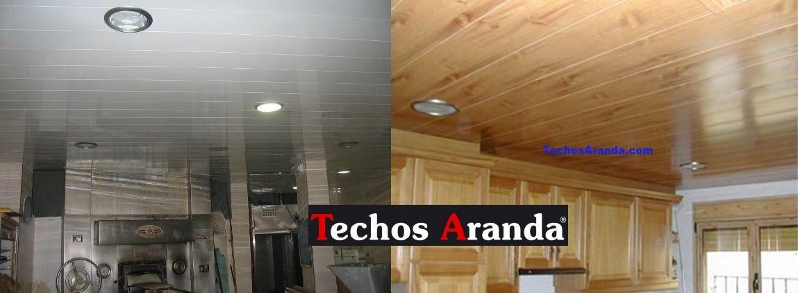 Venta de falsos techos de aluminio en Granollers