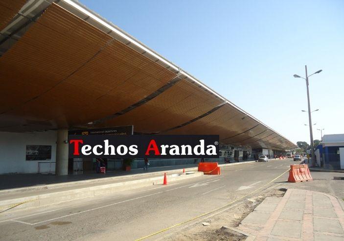 Venta de falsos techos de aluminio en León