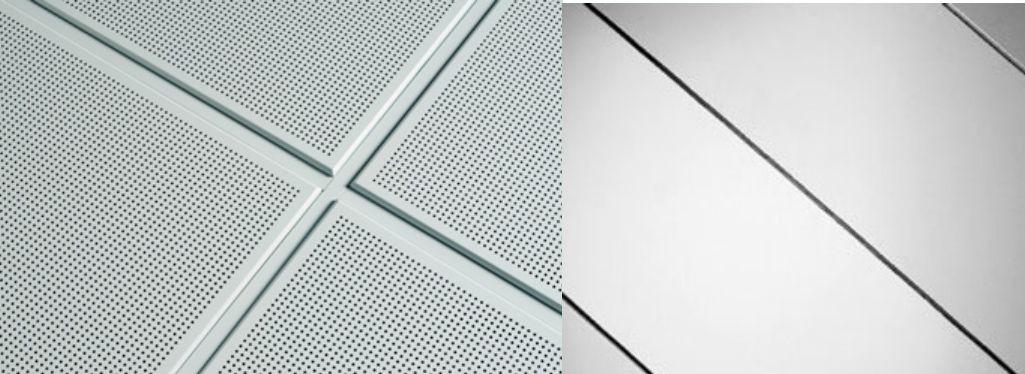 Venta de falsos techos de aluminio en Lugo