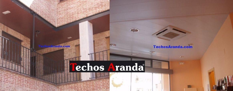 Venta de falsos techos de aluminio en Madrid