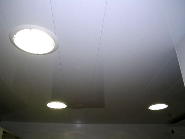 Venta de falsos techos de aluminio en Manlleu