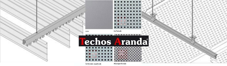 Venta de falsos techos de aluminio en Marrachí