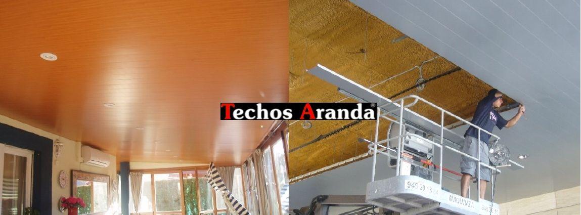 Venta de falsos techos de aluminio en Martorell