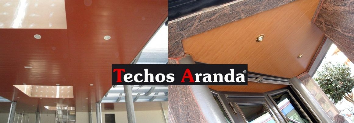 Venta de falsos techos de aluminio en Moncada y Reixach