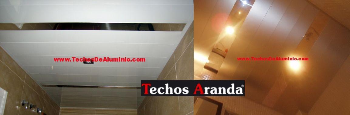 Venta de falsos techos de aluminio en Orihuela