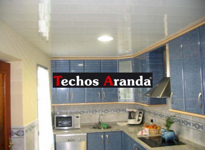 Venta de falsos techos de aluminio en Oviedo
