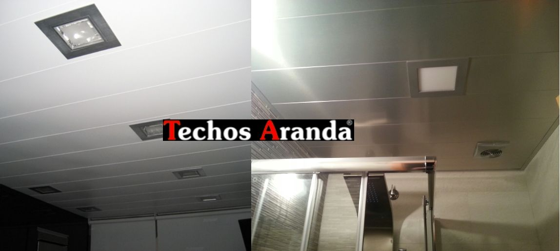 Venta de falsos techos de aluminio en Palafrugell