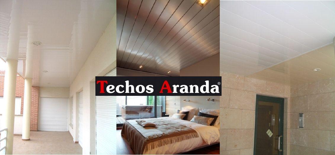 Venta de falsos techos de aluminio en Pozuelo de Alarcón