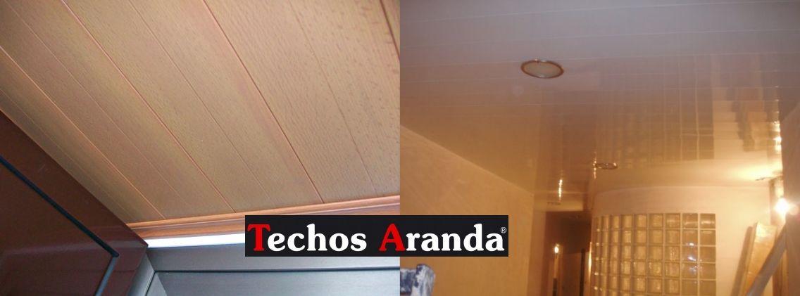 Venta de falsos techos de aluminio en Puenteareas