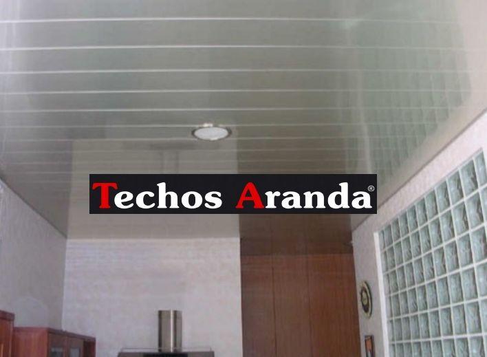 Venta de falsos techos de aluminio en San Andrés del Rabanedo